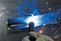 Сварка металлоконструкций из алюминия и его сплавов